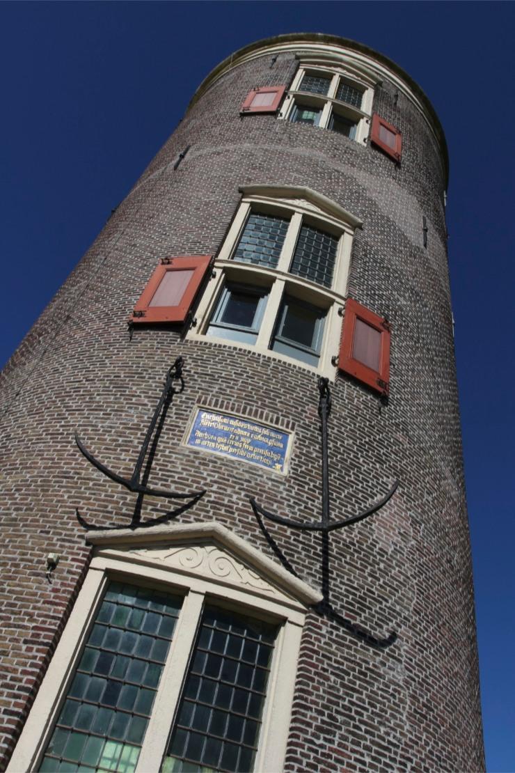 Drommedaris, Enkhuizen, Netherlands