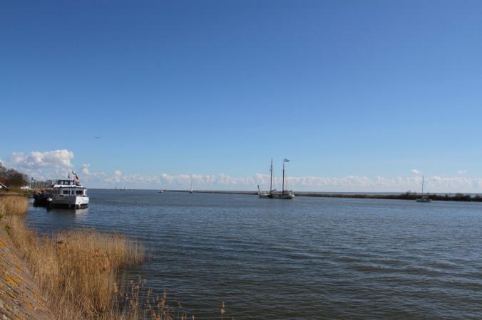 IJsselmeer, Enkhuizen, Netherlands
