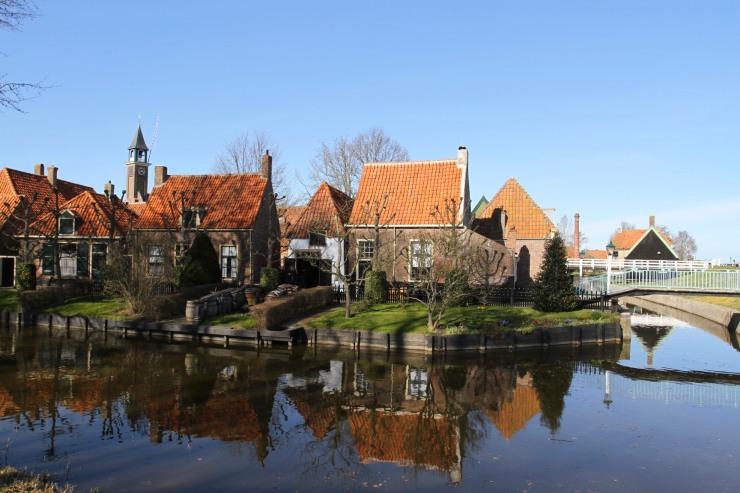 The Zuiderzee Museum, Enkhuizen, Netherlands