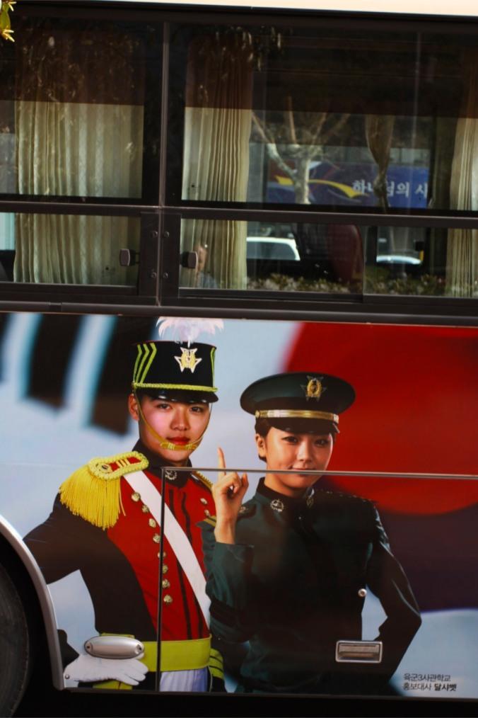 Public transport, Daegu, Korea