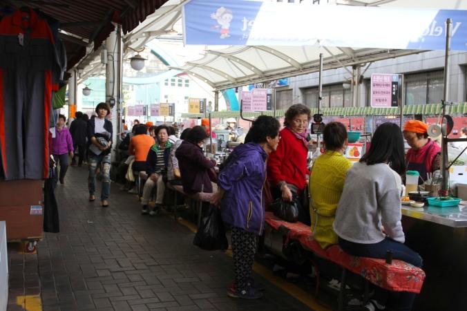 Seomun Market, Daegu, Korea