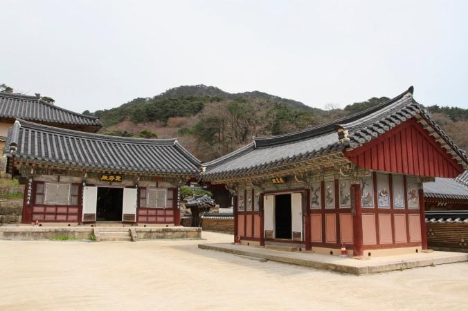 Buddhist Temple, Haein-sa, Korea