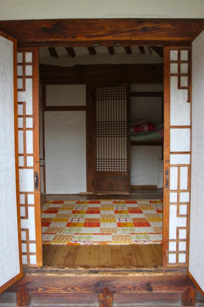 Sa Rang Chae Guesthouse, Gyeongju, Korea