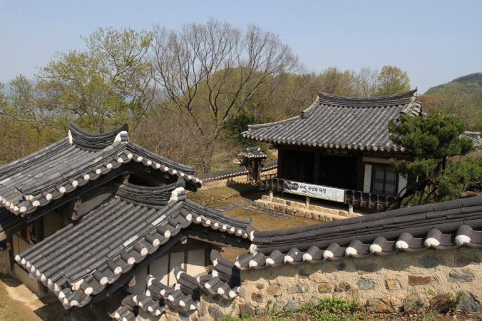 Yangdong Village, South Korea