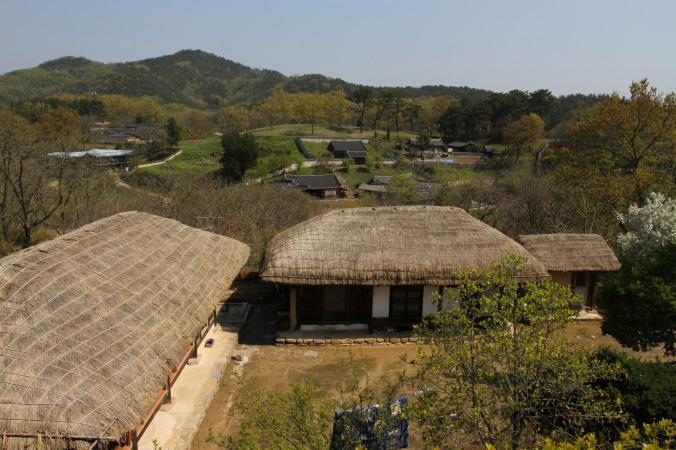 Yangdong, traditional Korean village, Korea
