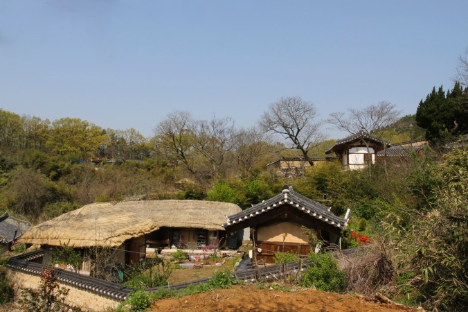 Yangdong, traditional Korean village, Korea