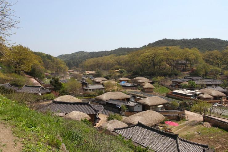 Yangdong Village, South Korea
