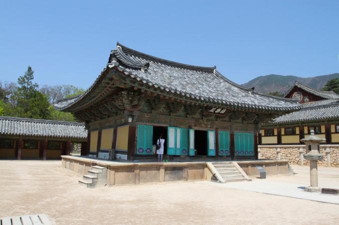 Bulguksa Temple, Gyeongju, Korea