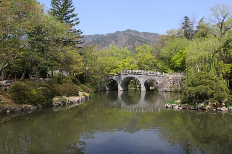 Bulguksa Temple, Gyeongju, Korea