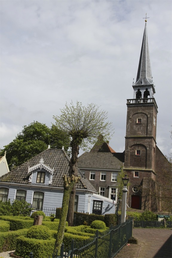 Broek in Waterland, Netherlands