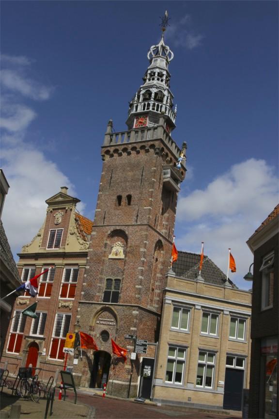 De Speeltoren, Monnickendam, Netherlands