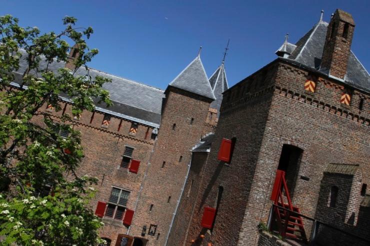 Muiderslot castle, Netherlands