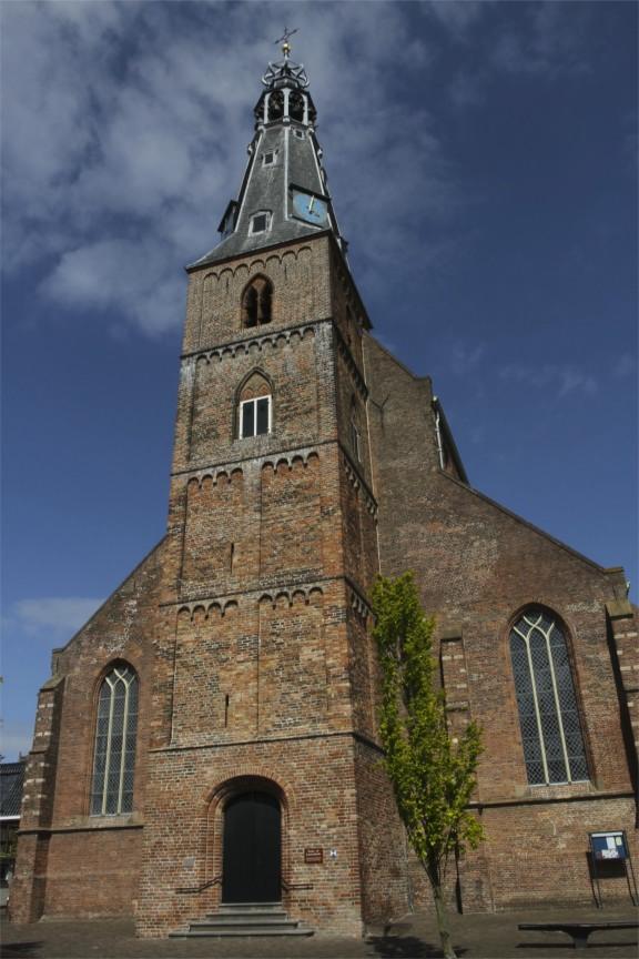 Grote Kerk, Weesp, Netherlands