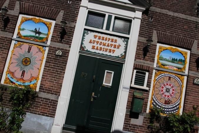 Houses, Weesp, Netherlands