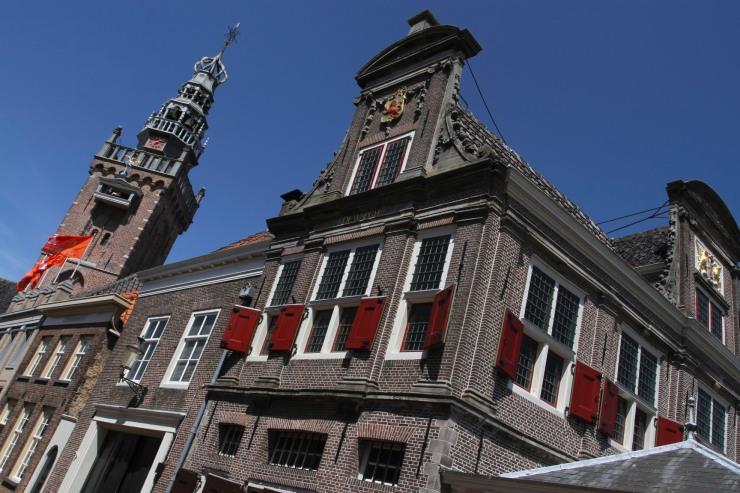 De Speeltoren and Waag, Monnickendam, Netherlands