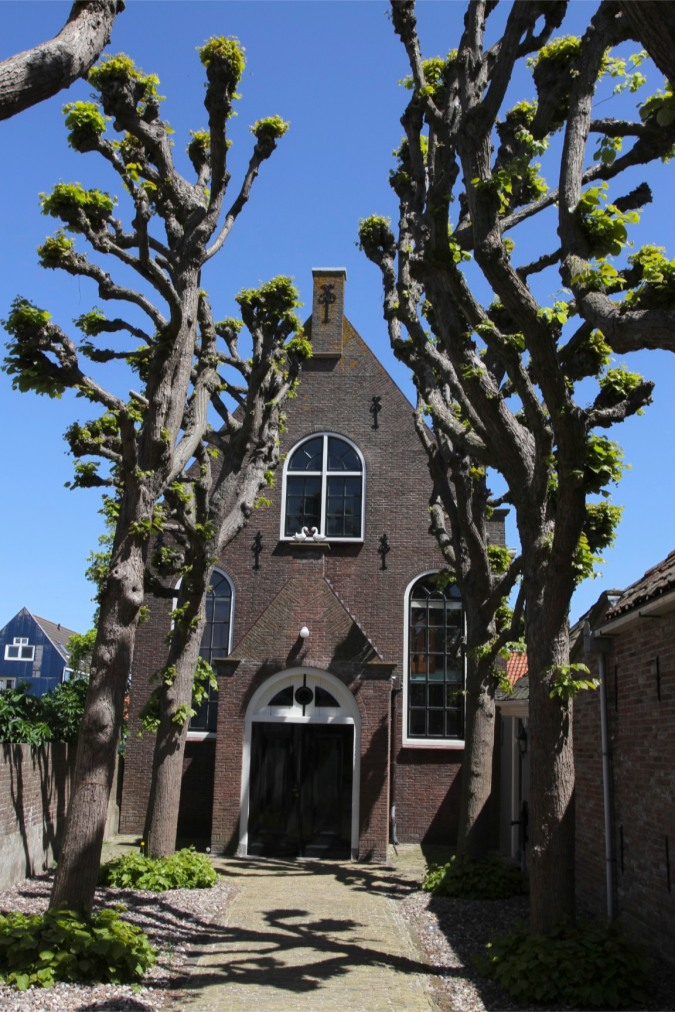 Lutheran Church, Monnickendam, Netherlands