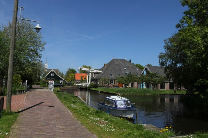 Watergang, Netherlands