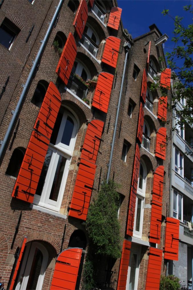 Houses, Amsterdam, Netherlands