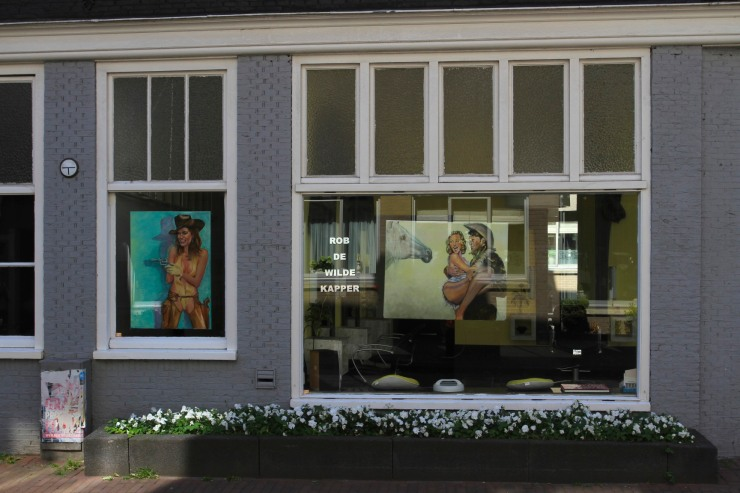 Shop window, Amsterdam, Netherlands