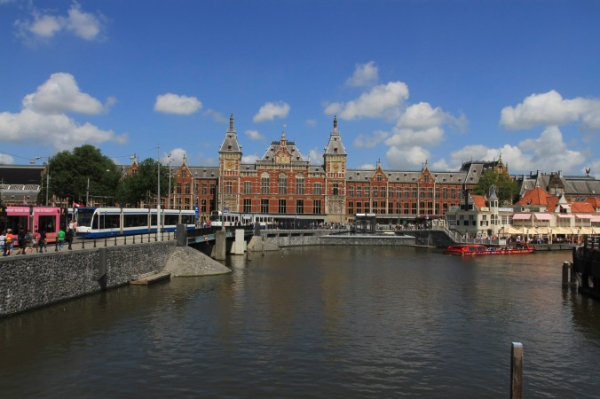 Centraal Station, Amsterdam, Netherlands