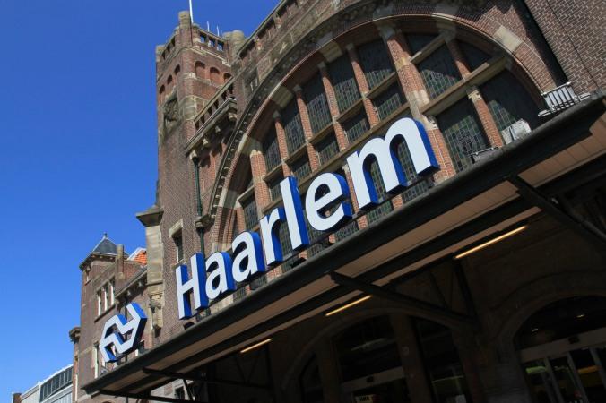 Haarlem Centraal Train Station, Netherlands