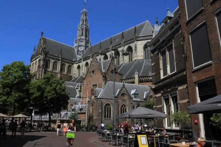 Grote Kerk, Haarlem, Netherlands