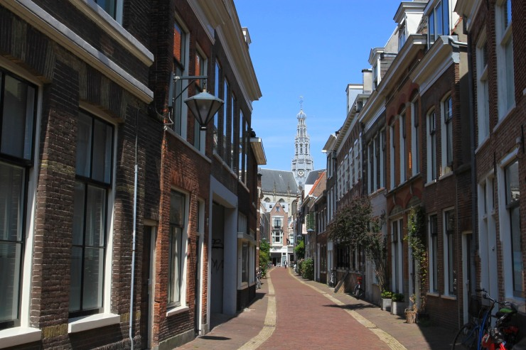 Old town, Haarlem, Netherlands