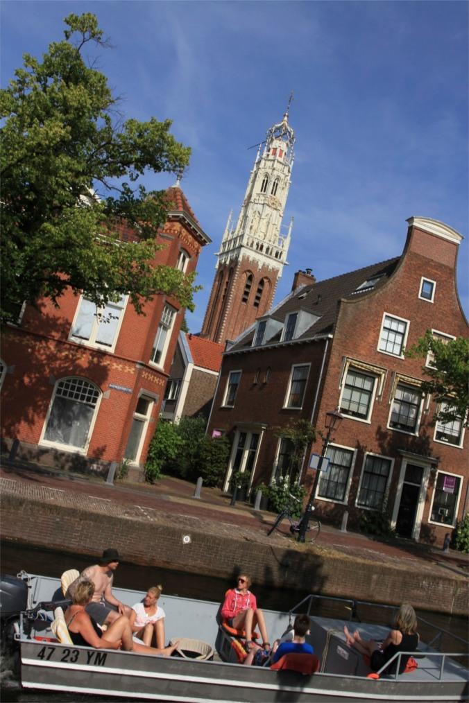 Bakenesserkerk, Haarlem, Netherlands