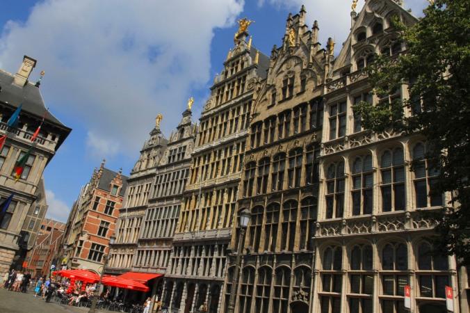 Grote Markt, Antwerp, Belgium