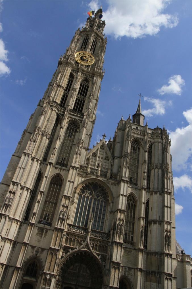 Cathedral, Antwerp, Belgium