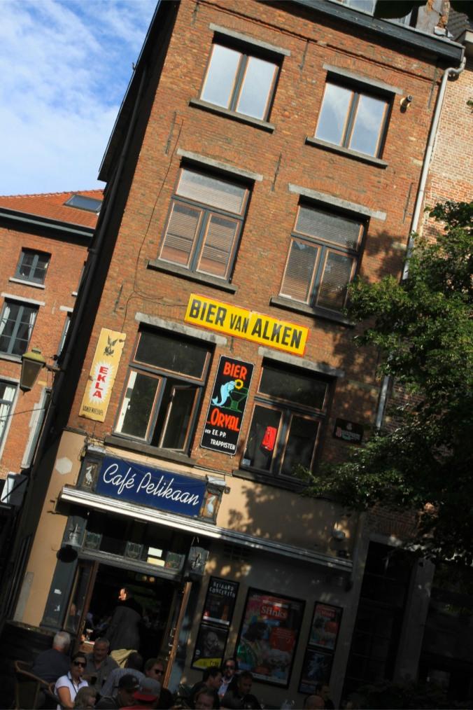 The Pelican Cafe, Antwerp, Belgium