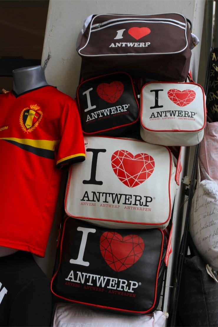 I Love Antwerp, Belgium