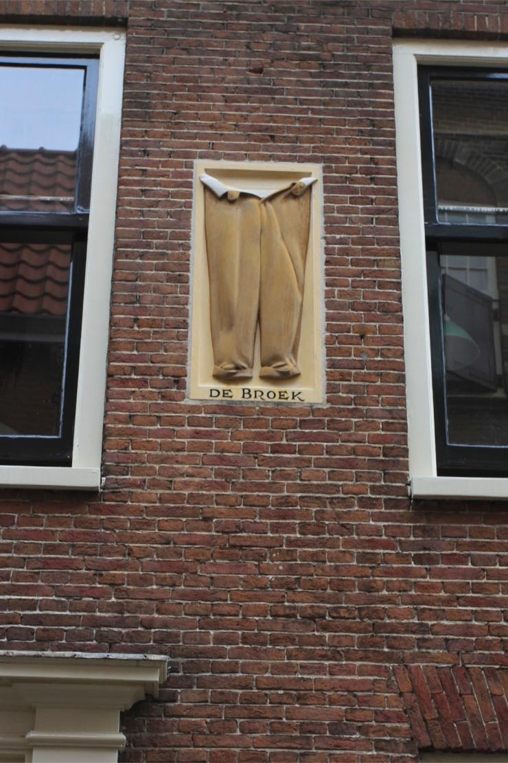 Broek or Trousers, Haarlem, Netherlands