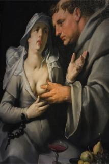 I leave this to the imagination, Frans Halls Museum, Haarlem, Netherlands