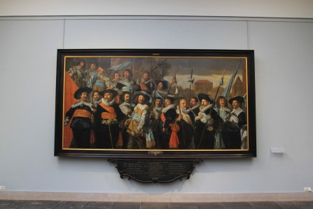 Paintings, Frans Halls Museum, Haarlem, Netherlands