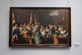 Paintings, Frans Halls Museum, Haarlem, Netherlands