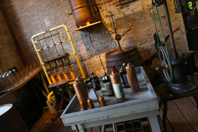 The Jenever Museum, Schiedam, Netherlands