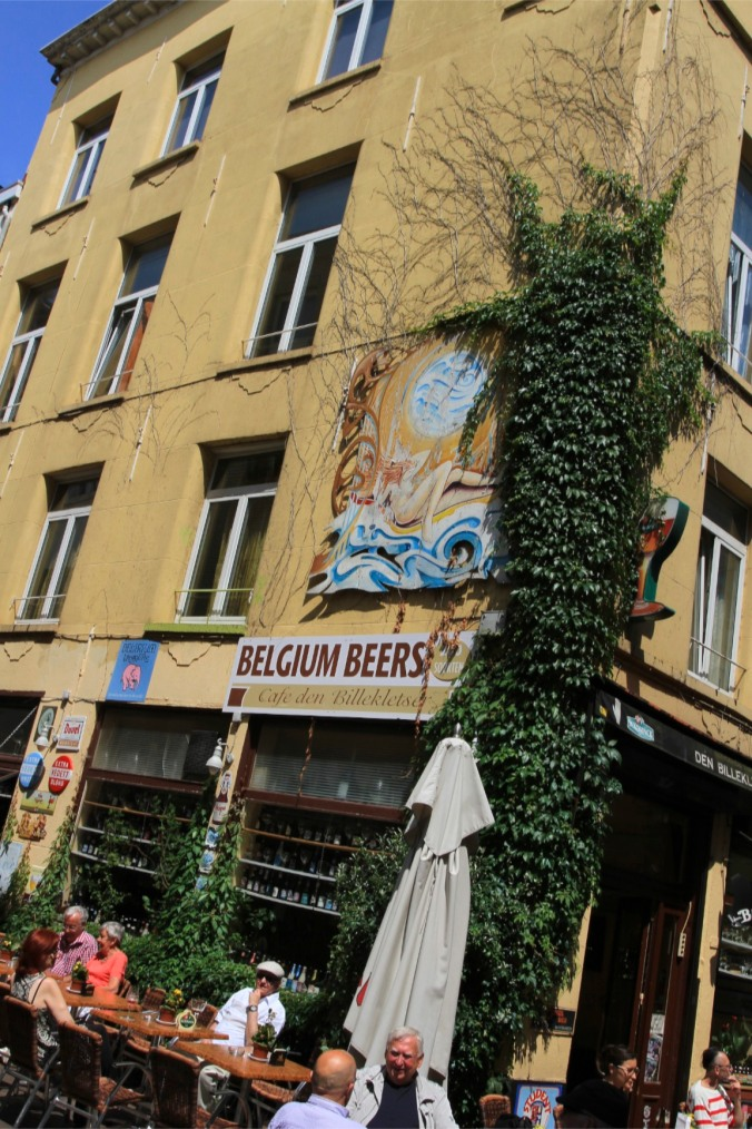Belgian beer, Antwerp, Belgium