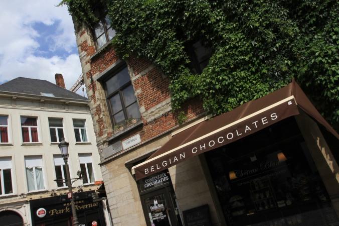Belgian chocolate, Antwerp, Belgium