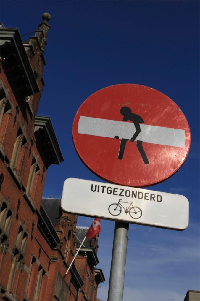 Street art, Antwerp, Belgium