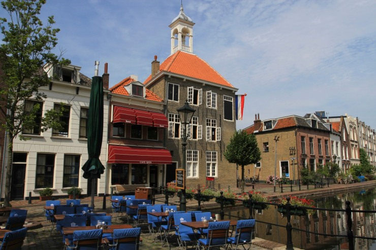 Guild of Porters, Schiedam, Netherlands