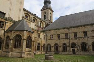 Sint Pietersabdij, Ghent, Belgium