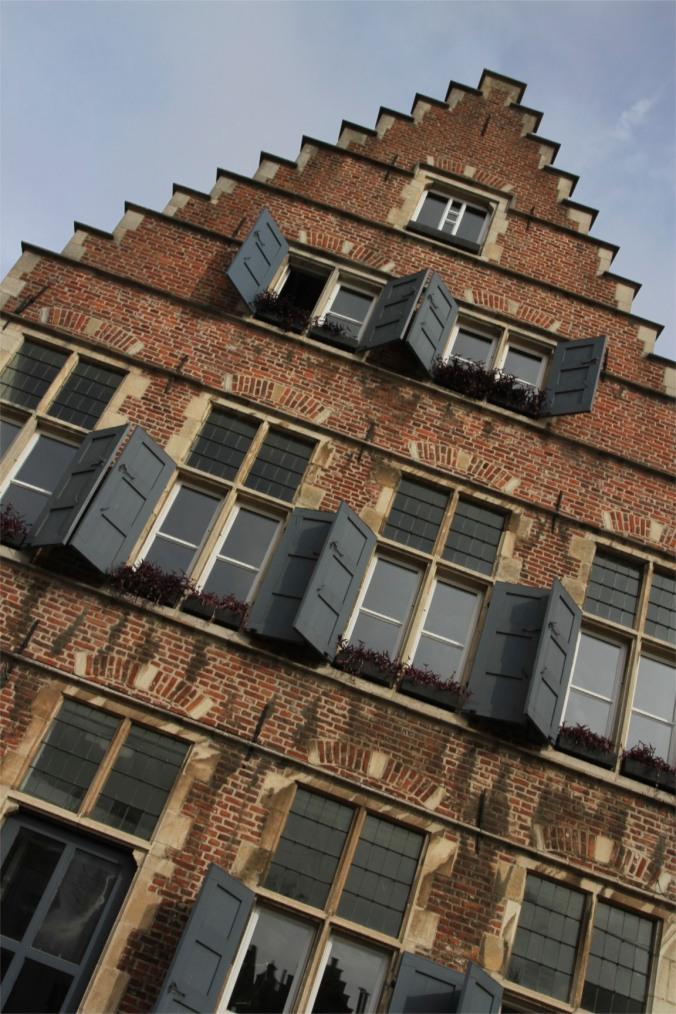 House, Ghent, Belgium