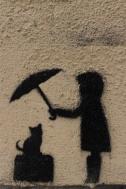 Street art in Ghent, Belgium