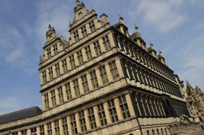 Stadhuis, Ghent, Belgium
