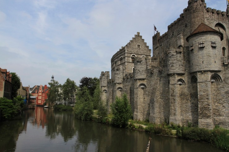 Gravensteen, Ghent, Belgium