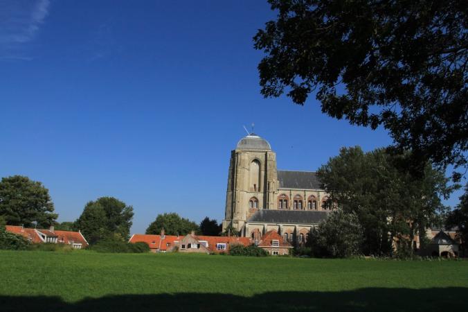 Grote Kerk, Veere, Zeeland, Netherlands