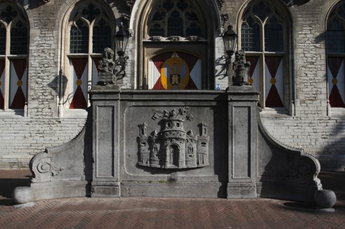 Stadhuis, Middelburg, Netherlands