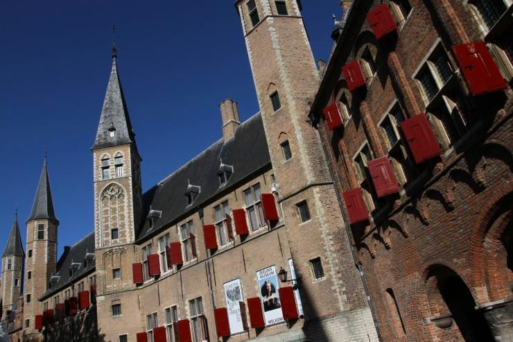 Abbey, Middelburg, Zeeland, Netherlands