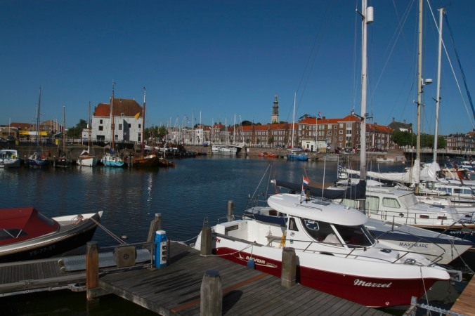 Harbour, Middelburg, Netherlands
